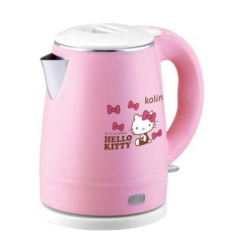 kolin 歌林 Hello Kitty雙層隔熱不鏽鋼快煮壺KPK-MNR1032(福利品出清)