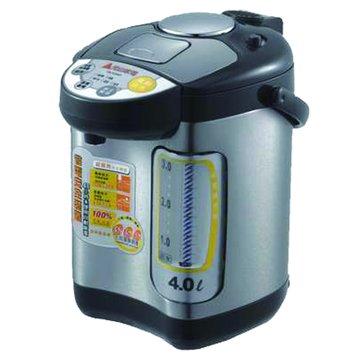元山 YS-533AP 4L不鏽鋼3段溫熱水瓶(福利品出清)