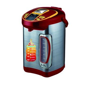 大家源 TCY-2305 5L 5段定溫液晶電動熱水瓶(福利品出清)