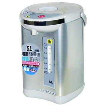 Cook Pot 鍋寶 PT-550 5L電動熱水瓶(福利品出清)