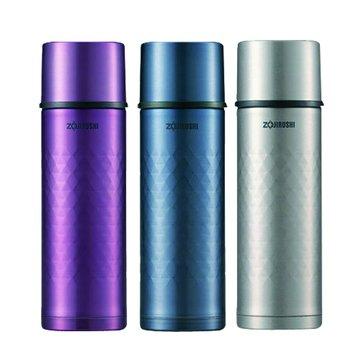 ZOJIRUSHI 象印 SV-HA50-PE 0.5L不鏽鋼保冷保溫瓶-紫 (福利品出清)