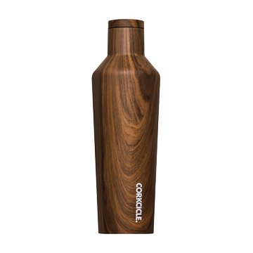 酷仕客 Wood 三層真空易口瓶(胡桃木)