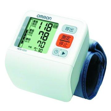 OMRON 歐姆龍 HEM-6200腕式血壓計(福利品出清)