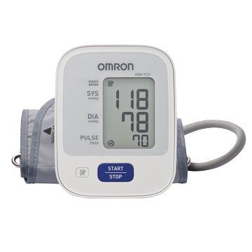 OMRON 歐姆龍 HEM-7121 手臂式血壓計(請洽順發分店選購)