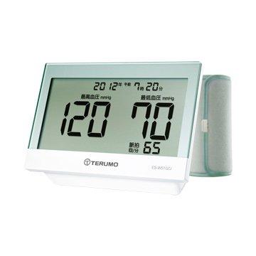 TERUMO 泰爾茂 ES-W510 日製電子血壓計 (硬式壓脈袋/含變壓器)-(請來店選購)