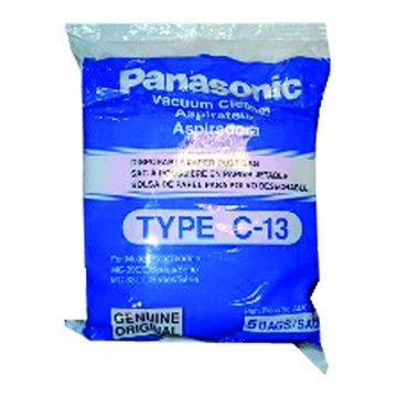 Panasonic  國際牌TYPE-C-13吸塵器紙袋(5入)