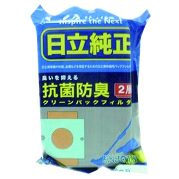 HITACHI 日立CVP6吸塵器紙袋