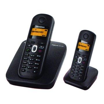 SIEMENS 西門子 AS180Duo雙機數位無線電話