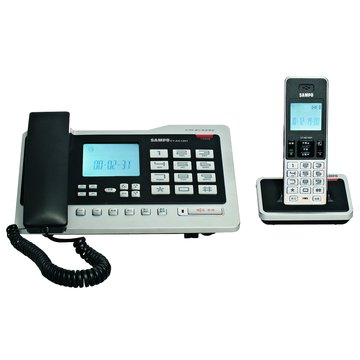 SAMPO 聲寶 CT-AC1201 2.4GHz 數位無線電話