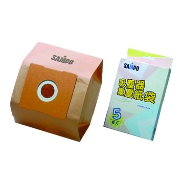 SAMPO 聲寶 EC-11HB吸塵器集塵袋(5入)