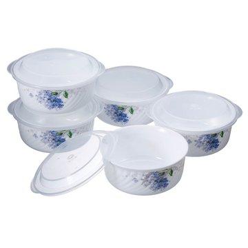 愛佳寶丼碗組(五個蓋子+五個碗)SP-1503