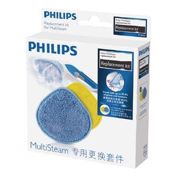 PHILIPS 飛利浦FC8055/01 蒸乾淨除油垢機專用配件-纖維清潔墊(2入)