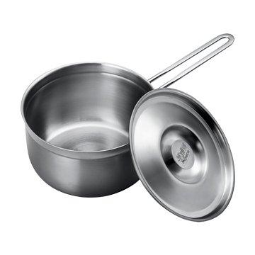 米雅可不鏽鋼單把湯鍋