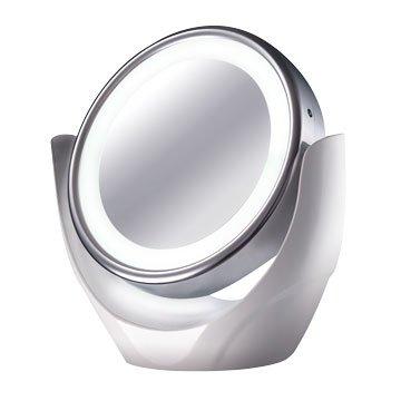 Panasonic 國際牌 小家電贈品:LED雙面美容鏡 SP-1813