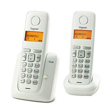 A220DUO-W數位無線電話