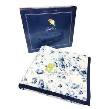 SAMPO 聲寶 雨傘牌法蘭絨雙層印花毯R76C3