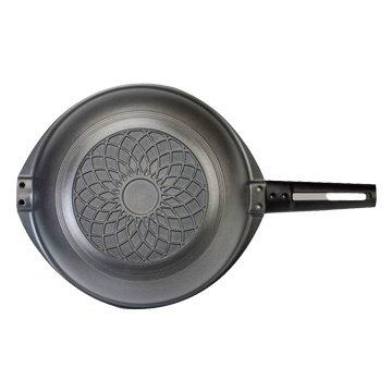 SN-AC1502小牛硬瓷平圓炒鍋32cm
