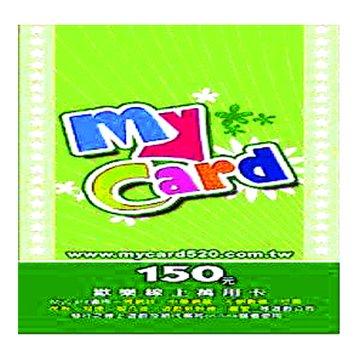 SOFTWORLD 智冠科技 My Card150點點數卡