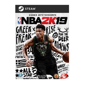 2K Sports  NBA 2K19 中文版