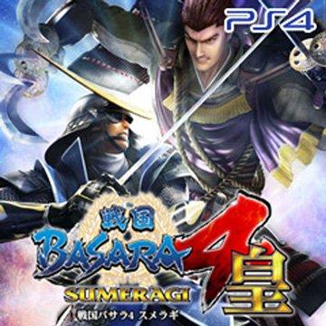 PS4戰國BASARA4皇亞版日文版