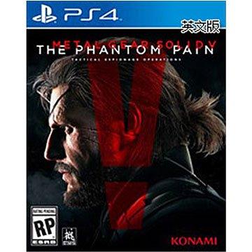 PS4潛龍諜影5:幻痛(亞英)