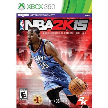 2K Sports XBOX360 NBA 2K15 中英合版