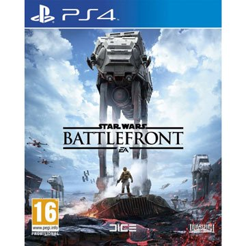 SONY 新力牌PS4 星際大戰:戰場前線 中英文合版