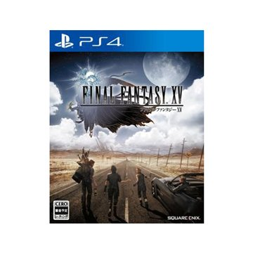 SONY 新力牌PS4 Final Fantasy XV 中文一般版