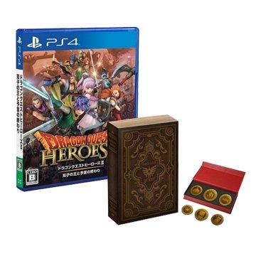 PS4 勇者鬥惡龍 英雄集結 II 雙子之王與預言的終焉 中文限定版