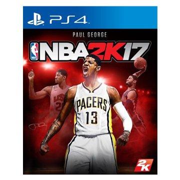 PS4 NBA 2K17 一般版 中英文合版
