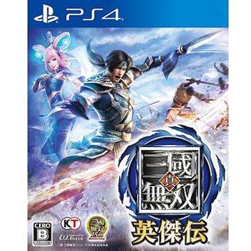 KOEI 台灣光榮 PS4 真三國無雙 英傑傳 中文一般版