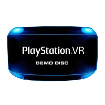 SONY 新力牌 PS4 VR Demo Disk