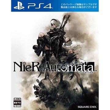 SONY 新力牌 PS4 尼爾:自動人形 英日文版