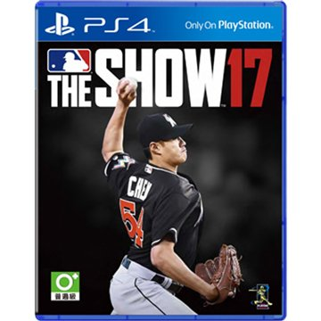 SONY PS4 MLB 17 The Show 英文版