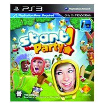 SONY PS3 move派對 move軟體