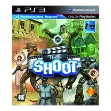 SONY PS3 槍戰開麥拉 MOVE軟體 中文版
