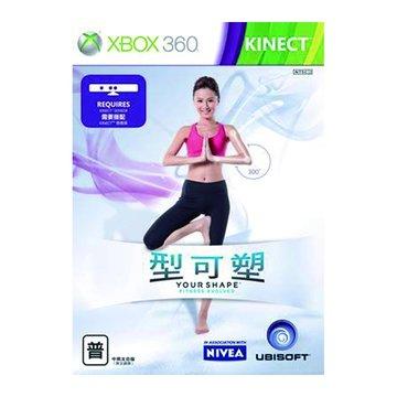 Microsoft XBOX360 Kinect 型可塑(中文版)