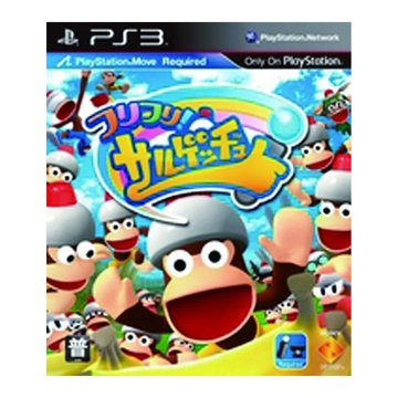 SONY PS3 MOVE揮舞捉猴啦 日文版