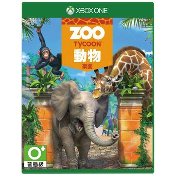 Microsoft 微軟 XBOX ONE 動物樂園