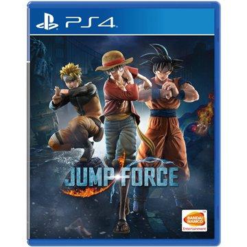 PS4《JUMP FORCE》中文一般版