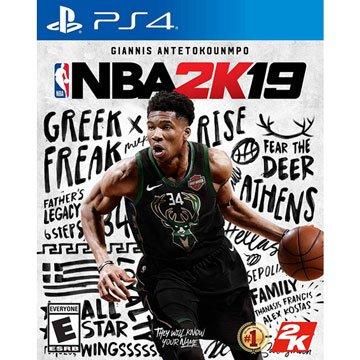SONY 新力牌 PS4 NBA 2K19 中文一般版
