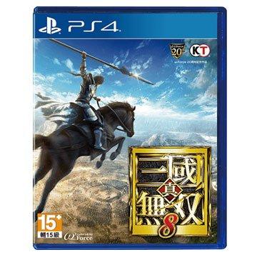 PS4真三國無雙8中文版
