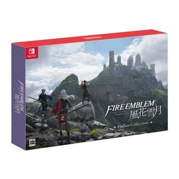 Nintendo 任天堂NS 聖火降魔錄 風花雪月 豪華限定版