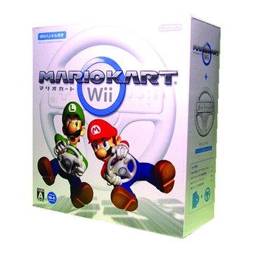 Nintendo 任天堂 WII 瑪莉歐賽車Wii
