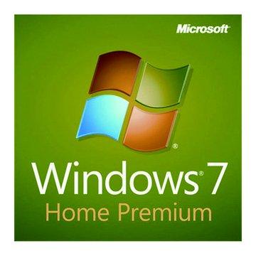 Microsoft 微軟 Windows 7 Home Prem家用進階32位元隨機版(中文