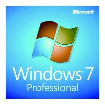 Microsoft 微軟Windows 7 Pro 專業版32位元隨機版(中文)