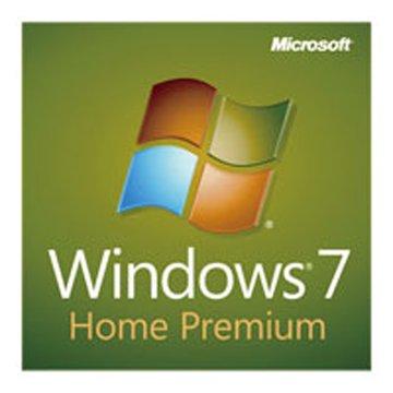 Microsoft 微軟 Windows 7 Home Prem家用進階64位元隨機版(中文