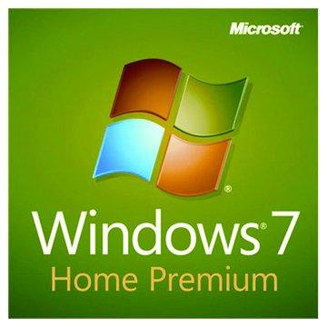 Microsoft 微軟 Windows 7 HoPrem家用進階英文隨機(32位元)