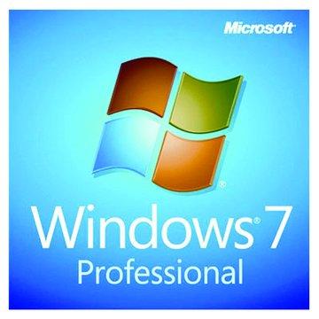 Microsoft 微軟Windows 7 Pro 專業英文隨機(64位元)