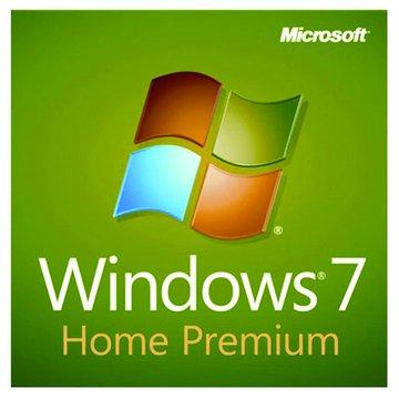 Microsoft 微軟 Windows 7 HoPrem家用進階英文隨機(64位元)